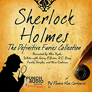 Sherlock Holmes: The Definitive Furies Collection cover art
