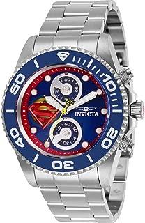 29062 Men's DC Comics Quartz Bracelet Watch