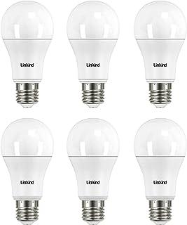 Linkind 13.2W Super Hell LED Lampe, 100W Glühlampe ersetzt, 2700K Warmweiß E27 A60 Birne mit hell 1521lm und 200° Abstrahl...