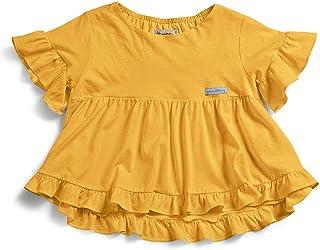 Blusa Graciosa Amarelo - Toddler