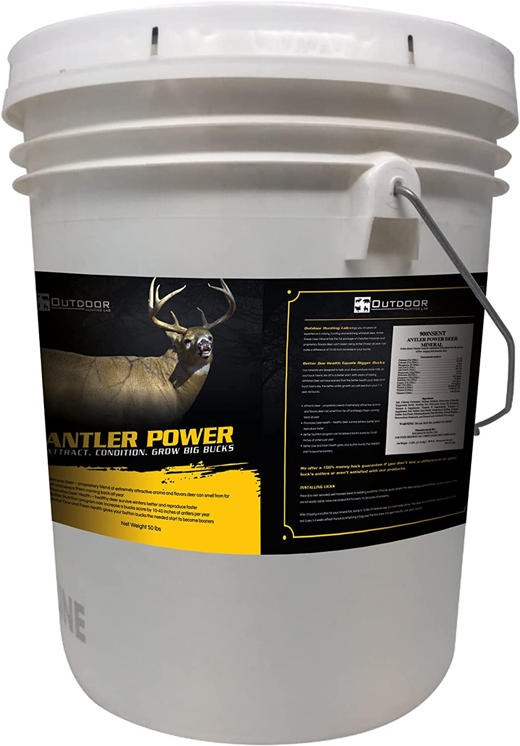 Sales of SALE Brand Cheap Sale Venue items from new works Outdoor Hunting Lab Antler Power for Dee Deer Whitetail Minerals