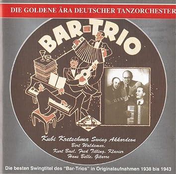 The Golden Era of the German Dance Orchestra: Bar-Trio (1938-1943)