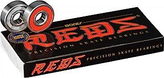 Bones 'China Reds' Bearings. x8.