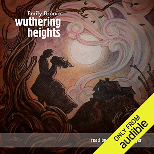 Wuthering Heights [Trout Lake Media Edition] audiobook cover art