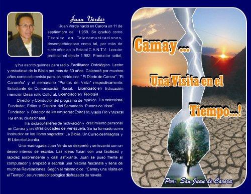 CAMAY... Una visita en el Tiempo. (Spanish Edition)