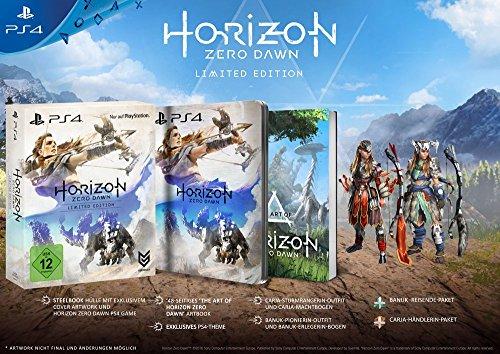 Horizon: Zero Dawn - Limited Edition - [PlayStation 4]
