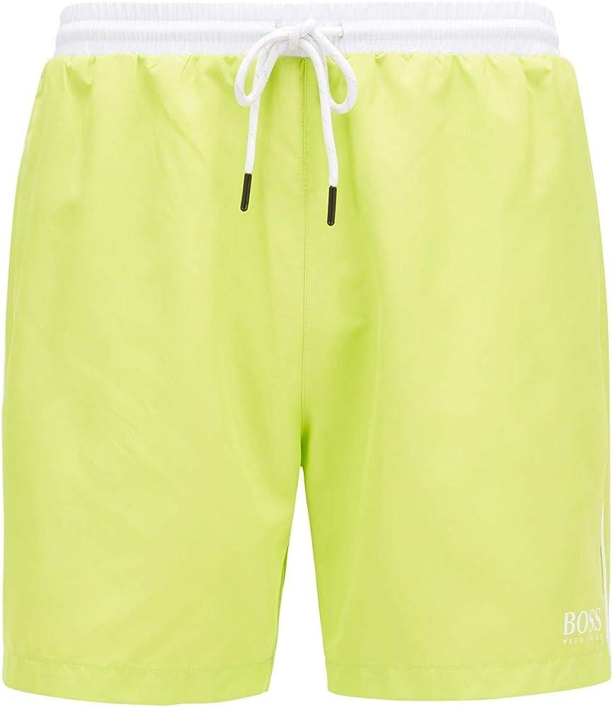 Boss starfish,costume da bagno a pantaloncini per uomo,100% poliestere 50408104D