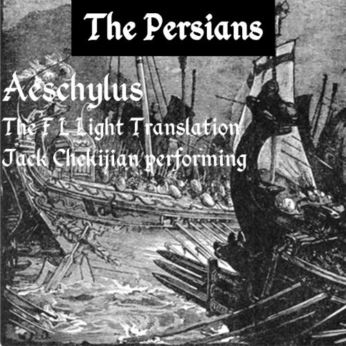 The Persians audiobook cover art