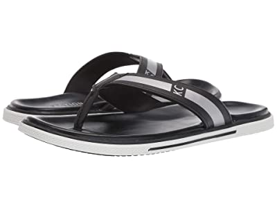 Kenneth Cole Reaction Beach Sandal (Black) Men