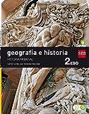Geografía e historia. 2 ESO. Savia: Valencia y Extremadura - Pack de 3 libros - 9788467586657