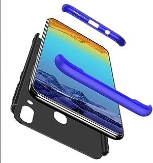 Lanpangzi Kompatibel med Nokia 6.1 Plus/X6 (2018) fodral TPU silikon 3 i 1 kombination ultratunt fodral med [skärmskydd i ...
