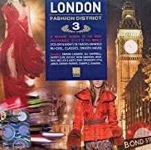 London Fashion District 3 (2CD) by Various