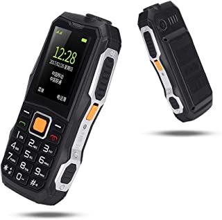 Vipxyc Teléfono Celular, teléfono Celular para Personas Mayores Desbloqueado Función de botón Grande Teléfono básico fácil...