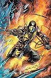 Mortal Kombat - Scorpion Comic Poster Drucken (86,36 x