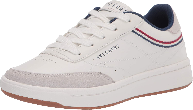 Skechers Women's Downtown Sneaker Kourts Klassic Bombing free shipping Max 73% OFF