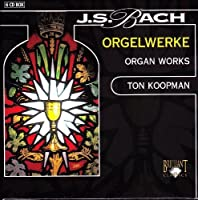 Organ Works by J.S. Bach