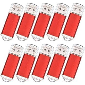 USB Flash Drive 64 MB PenDrive 10 Piezas Memorias USB: Amazon.es ...