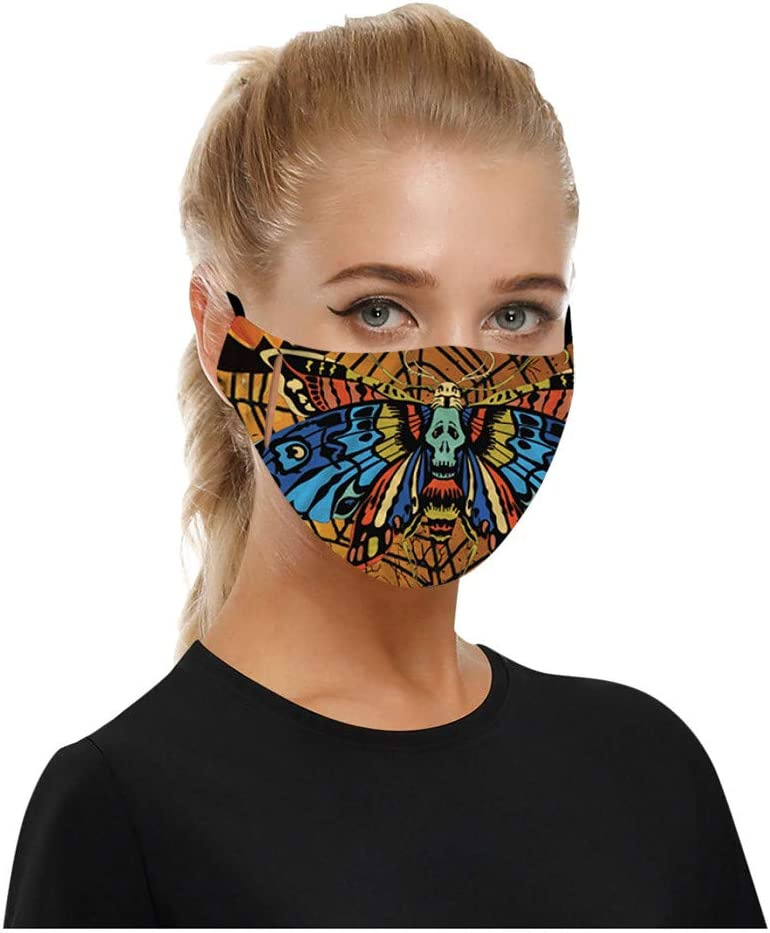 New Orleans Mall SOMESHINE 1PC Adult Face_Masks Washable Reusable Wholesale for Halloween