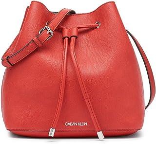 Calvin Klein Women's Gabrianna Novelty Bucket Shoulder Bag