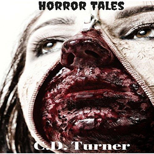 Horror Tales audiobook cover art