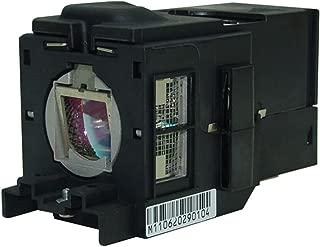 LYTIO Premium for Toshiba TLP-LV8 Projector Lamp with Housing 75016611 (Original OEM Bulb Inside)