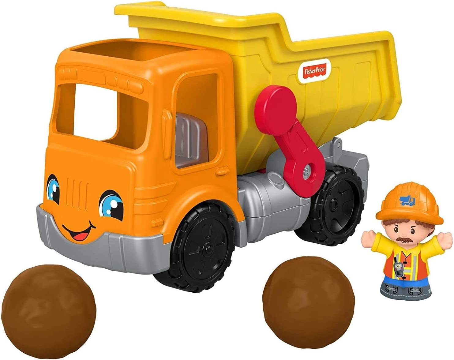 Fisher-Price Little People Work Together Dump Truck $9.97 Coupon