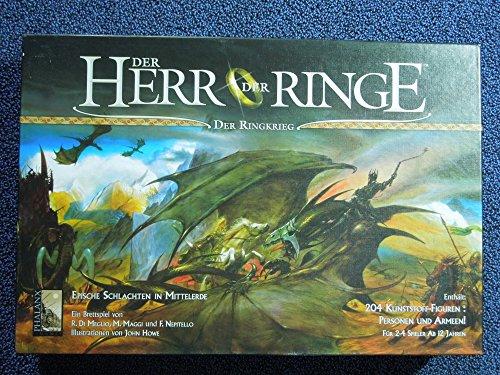Kosmos - Herr der Ringe: Der Ringkrieg - Epische Schlachten in Mittelerde
