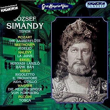 Simandy, Jozsef: Tenor Arias and Duets