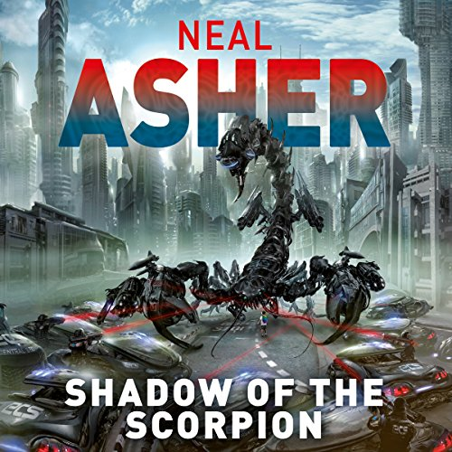 Shadow of the Scorpion cover art