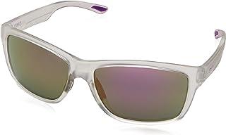 نظارة SAGE TE 2 ام 4 61، رمادي (كريستال غير لامع، متعددة الالوان، بنفسجي) من سميث