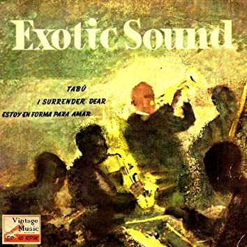 "Vintage Jazz Nº 51 - EPs Collectors, ""Exotic Sound"""
