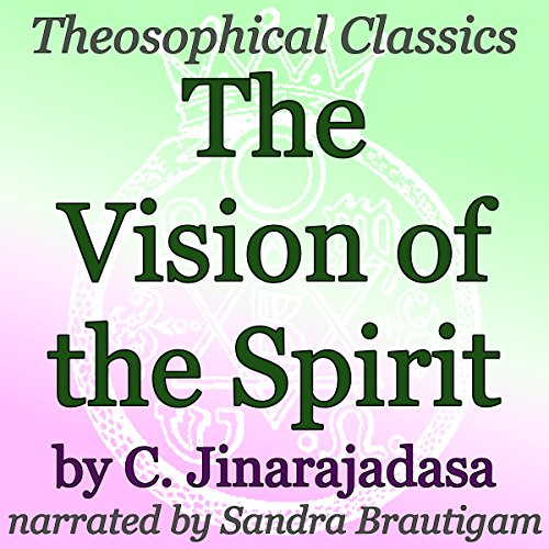 The Vision of the Spirit audiobook cover art