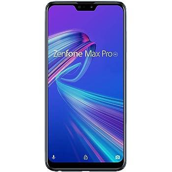 ASUS Zenfone Max Pro M2 ミッドナイトブルー (6GB/64GB) 【日本正規代理店品】 ZB631KL-BL64S6/A