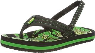 Reef Boys' Little AHI Glow Sandal