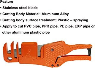 Haicable PC-323 Wiring Duct Cutter apply to cut PVC pipe,PPR pipe,PE pipe,EXP pipe and other aluminium plastic pipe