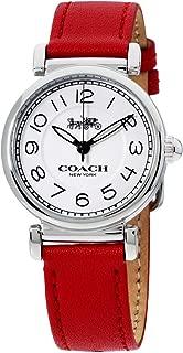 Coach Madison Quartz Movement White Dial Ladies Watch 14502861
