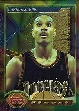 Basketball NBA 1993-94 Finest #43 LaPhonso Ellis Nuggets
