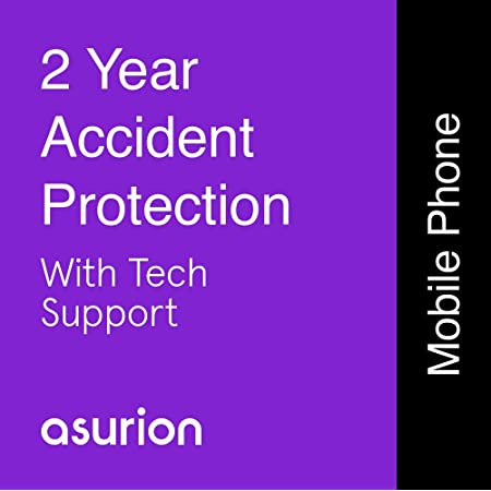 ASURION 2 Year Mobile Accident Protection Plan with Tech Support $20-29.99