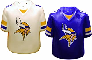 The Memory Company NFL Unisex-Adult Gameday Salt and Pepper Shaker