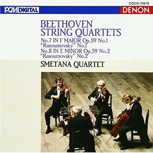 Beethoven:String Quartets #3