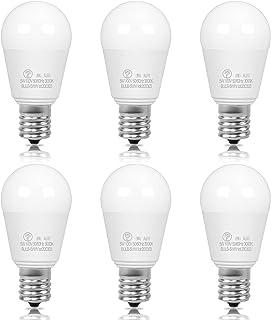 xydled led電球 e17 led電球 50W形 600lm ミニクリプトン ミニランプ形電球 電球色 3000K 密閉器具対応 断熱材器具対応 50形 6個セット (電球色)