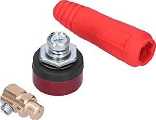 Snelkoppeling voor lassen, zonbestendige aansluiting voor snelkoppeling met niet-gerecycled flexibel rubber voor elektrisc...