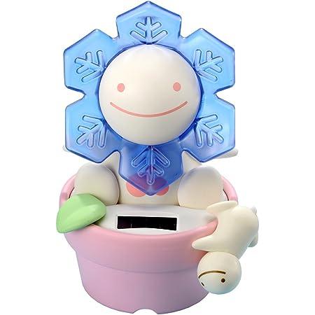 のほほん族 花 09 雪の結晶