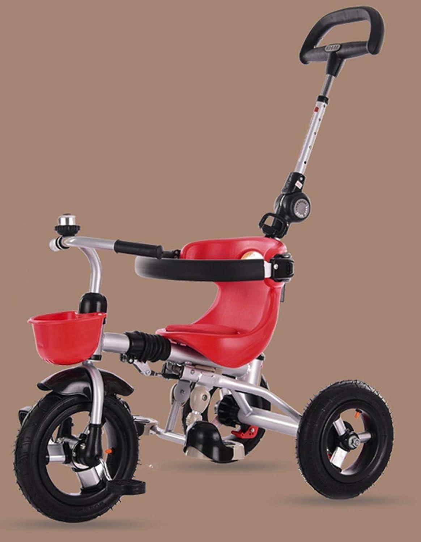 precios razonables Triciclo de Bicicleta de de de bebé Ligero tricley para Niños Bicicleta para bebé de 1 a 5 años de Edad (Color   08)  almacén al por mayor