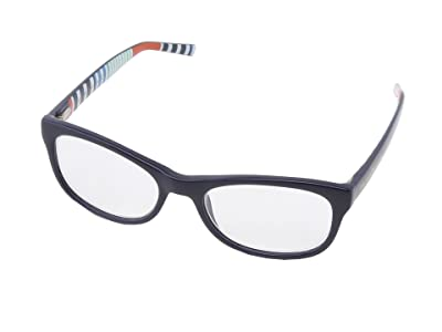 Kate Spade New York Lettie (Navy Striped) Reading Glasses Sunglasses