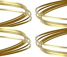 4 gauge brass wire