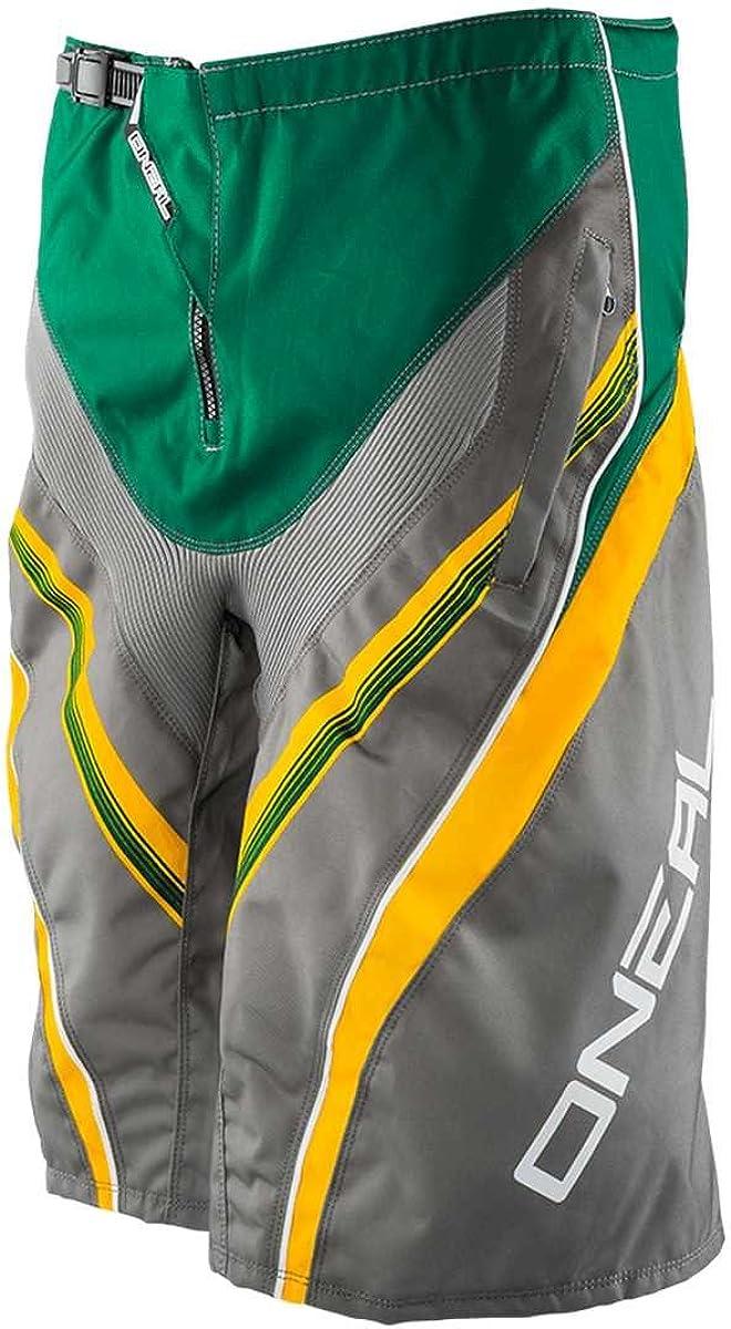 O'NEAL Element FR MX DH 2014 Oneal - Pantalón corto para bicicleta de montaña, color negro y blanco