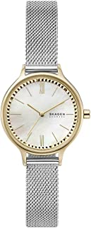 Skagen Anita Women's Mother Of Pearl Dial Stainless Steel Analog Watch - SKW2866