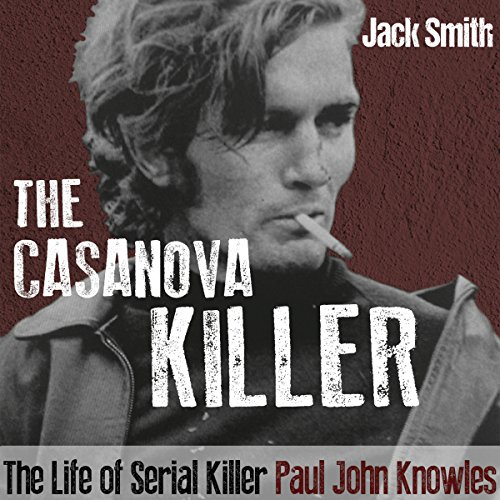 The Casanova Killer audiobook cover art