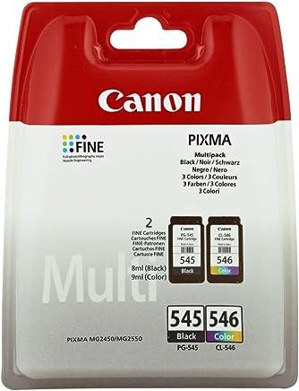 Canon 8287B005 PG-545/CL-546 Multi Paket Kartuş